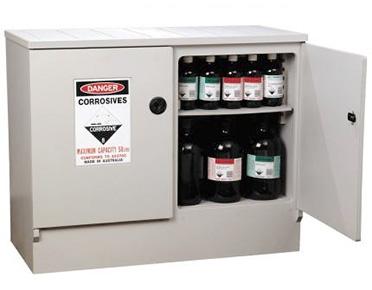 100 Litre Polyethylene Chemical/Corrosive Substances Cabinet