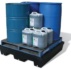 Drum-bund-polyethylene-–-four-drum