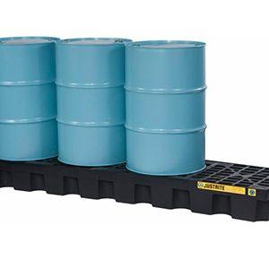 Drum-bund-polyethylene-–-four-drum-inline