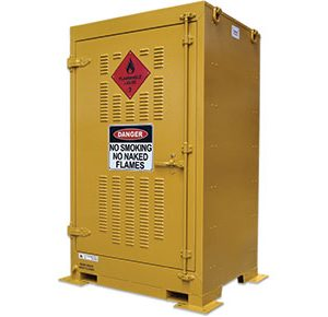 350 Litre Outdoor Dangerous Goods Store