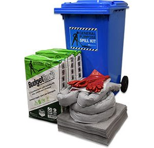General Purpose Spill Kit - 202L absorbent capacity