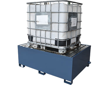IBC-containment-bund-–-powder-coated-steel