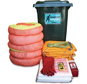 Marine Spill Kit - Marine & water 275L absorbent capacity