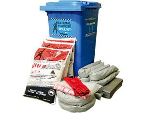 General Purpose Spill Kit - 247L absorbent capacity
