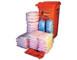 Spill kits - hazchem