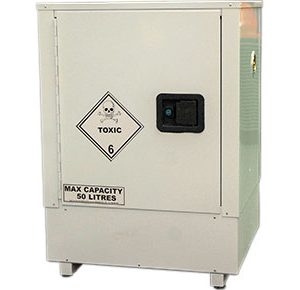 50 Litre Toxic Substance Cabinet