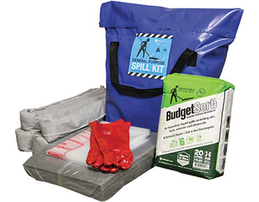 General Purpose Spill Kit - 87L absorbent capacity