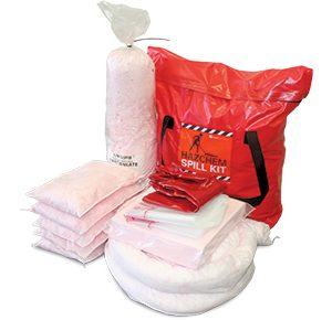 Hazchem Spill Kit - Truck bag 131L absorbent capacity