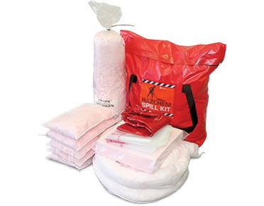 Hazchem Spill Kit - Truck bag 131L absorbent capacity