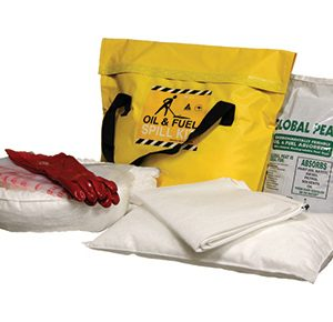 Oil & Fuel Economy Truck Bag Spill Kit - 37L absorbent capacity