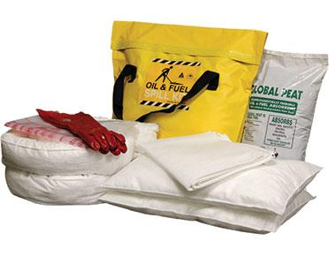 Oil & Fuel Medium Truck Bag Spill Kit - 58L absorbent capacity