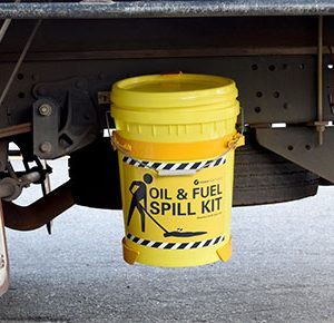 Oil & Fuel Truck mounted Spill Kit - 34L absorbent capacity