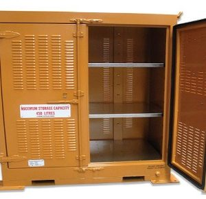 450 Litre Outdoor Dangerous Goods Store