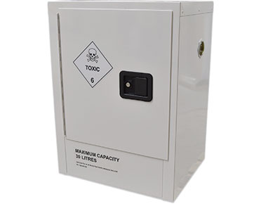 30L Toxic Substance Storage Cabinet