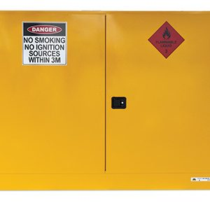 Flammable liquids safety cabinet – 850L